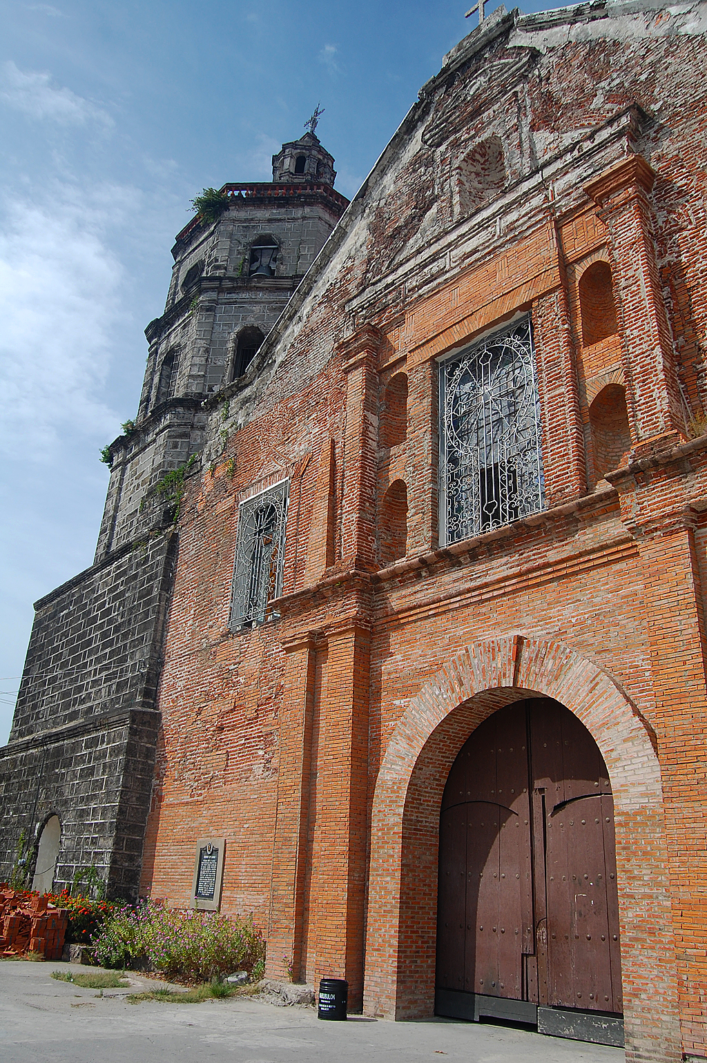Church of Lubao Designated a Historical site in 1952, it was also the church where President Macapagal the fifth President of the Philippines(1961-1965) was Baptized in 1910
