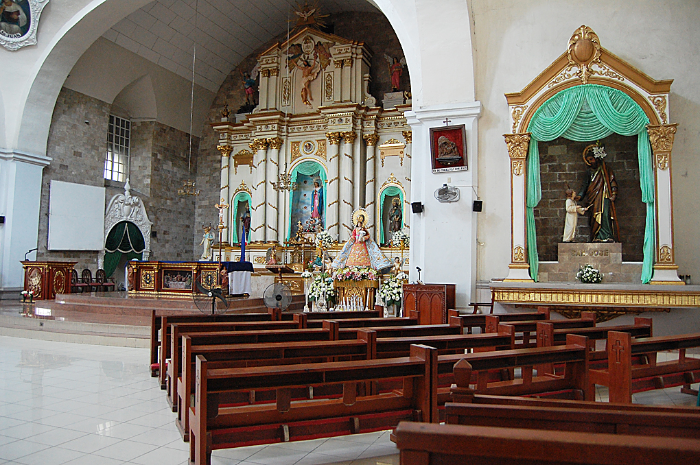 Immaculate Conception Parish, Guagua Pampanga Immaculate Conception Parish dates back to 1590, the last major modification was in 1892. destination a Historical monument in 1982