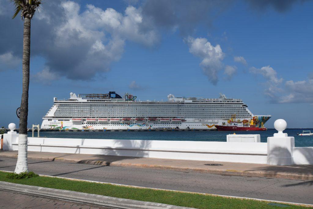 cruise ship scuba diving