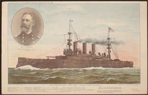USS New York ARC-2
