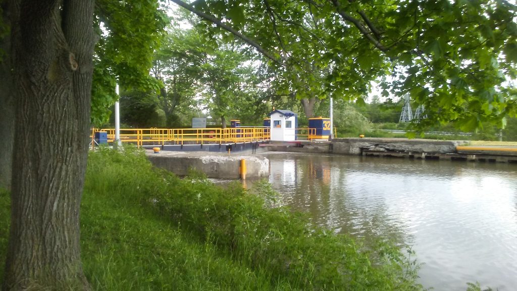 Erie Canal lock 32