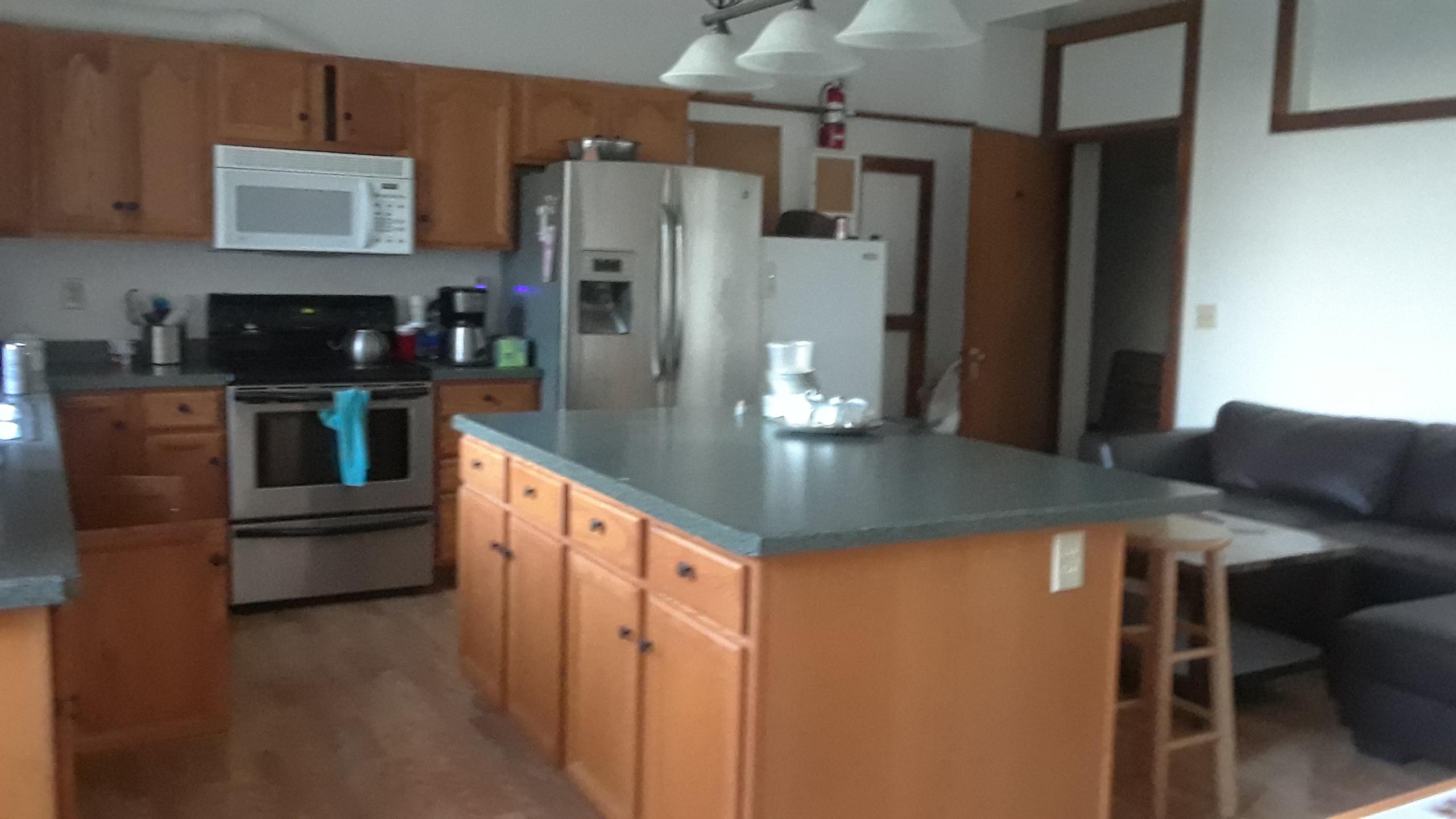 St Michael's seminary kitchen