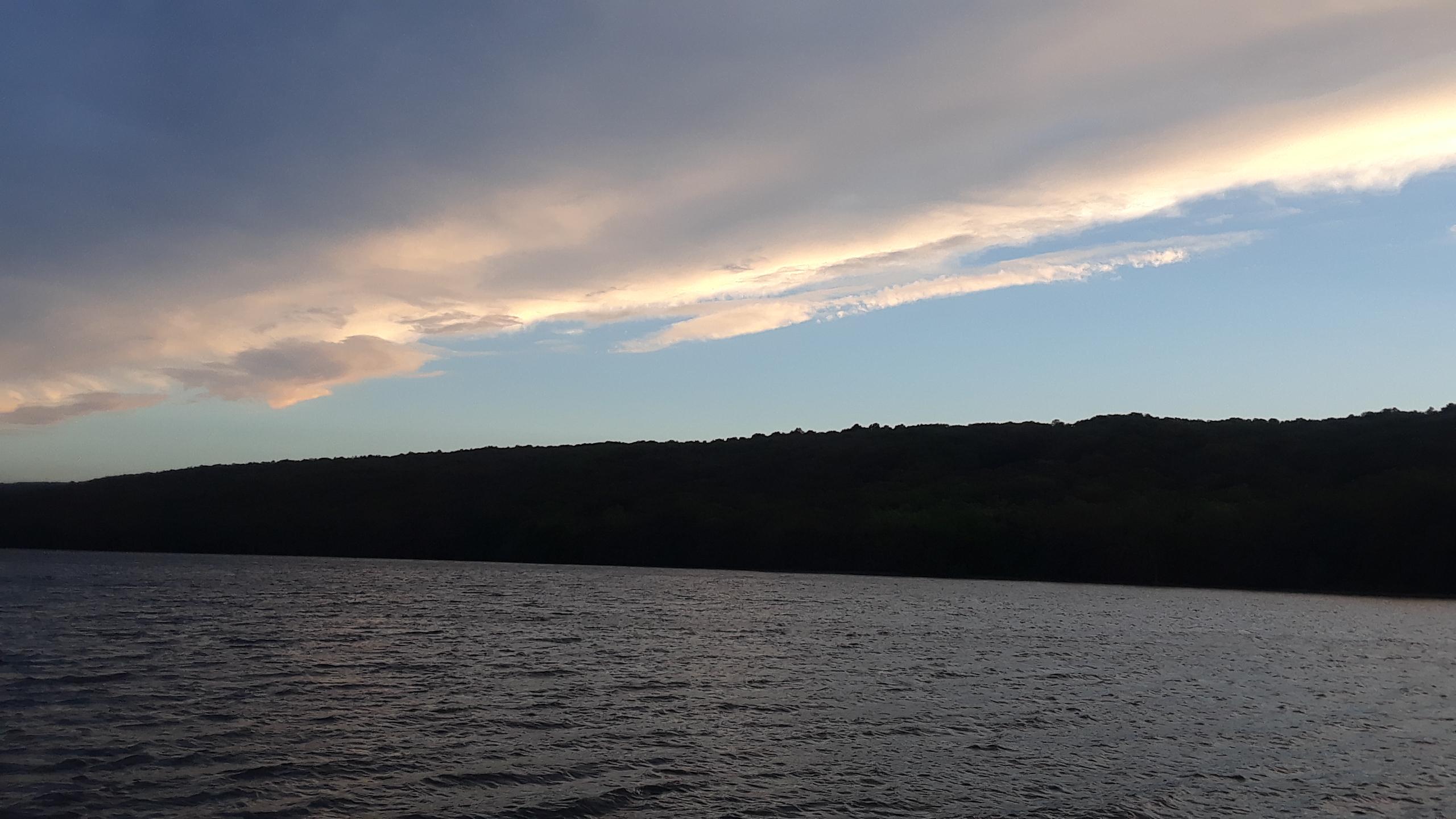 Hemlock Lake from Hemlock Park