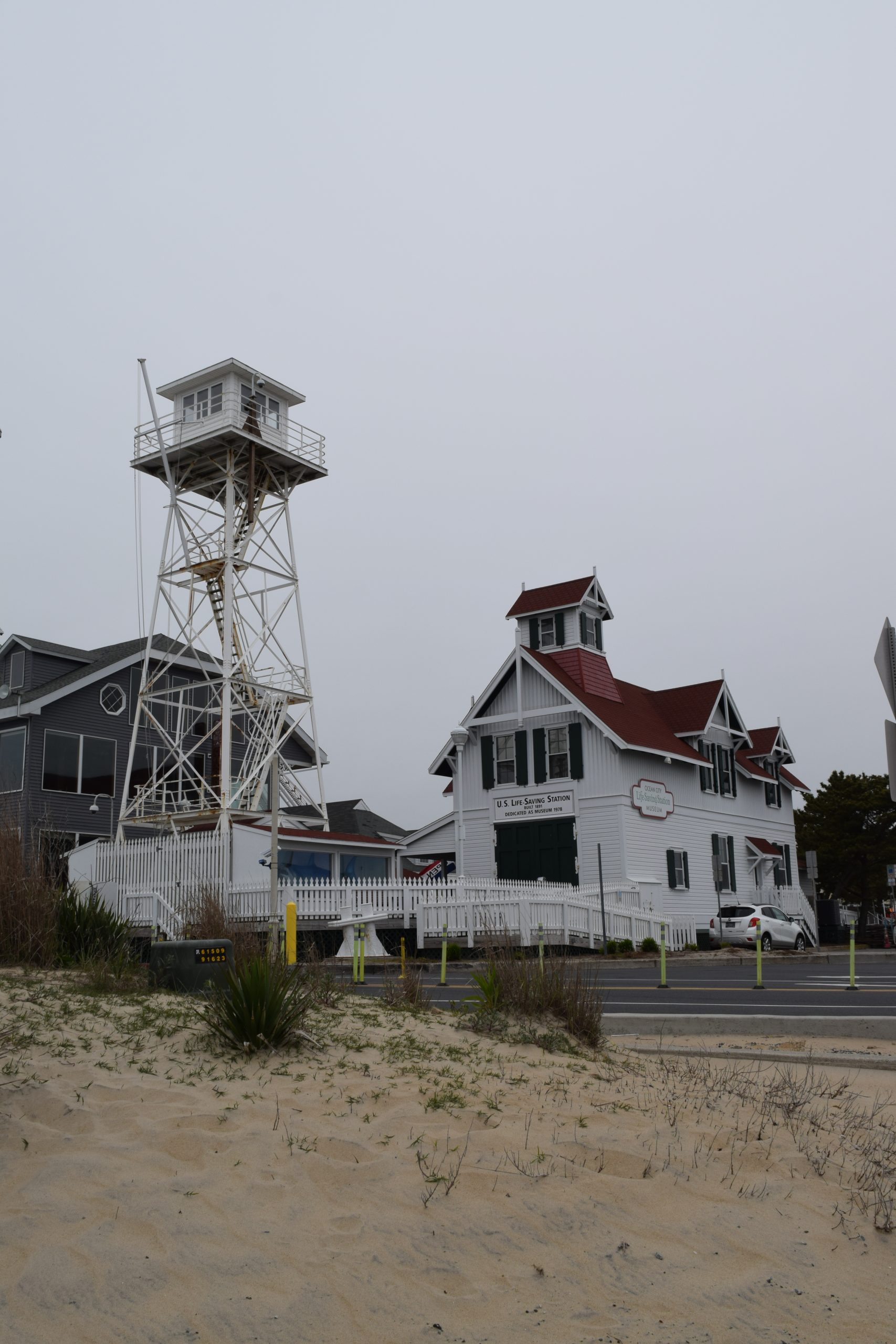Ocean City Maryland life saving station