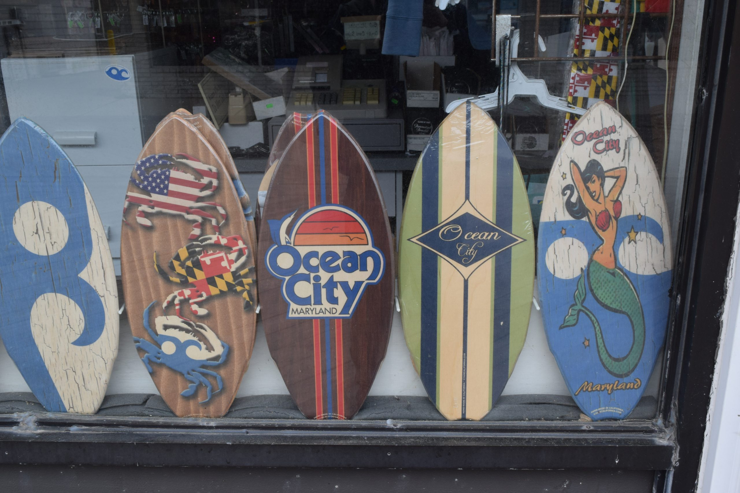 Ocean City shop