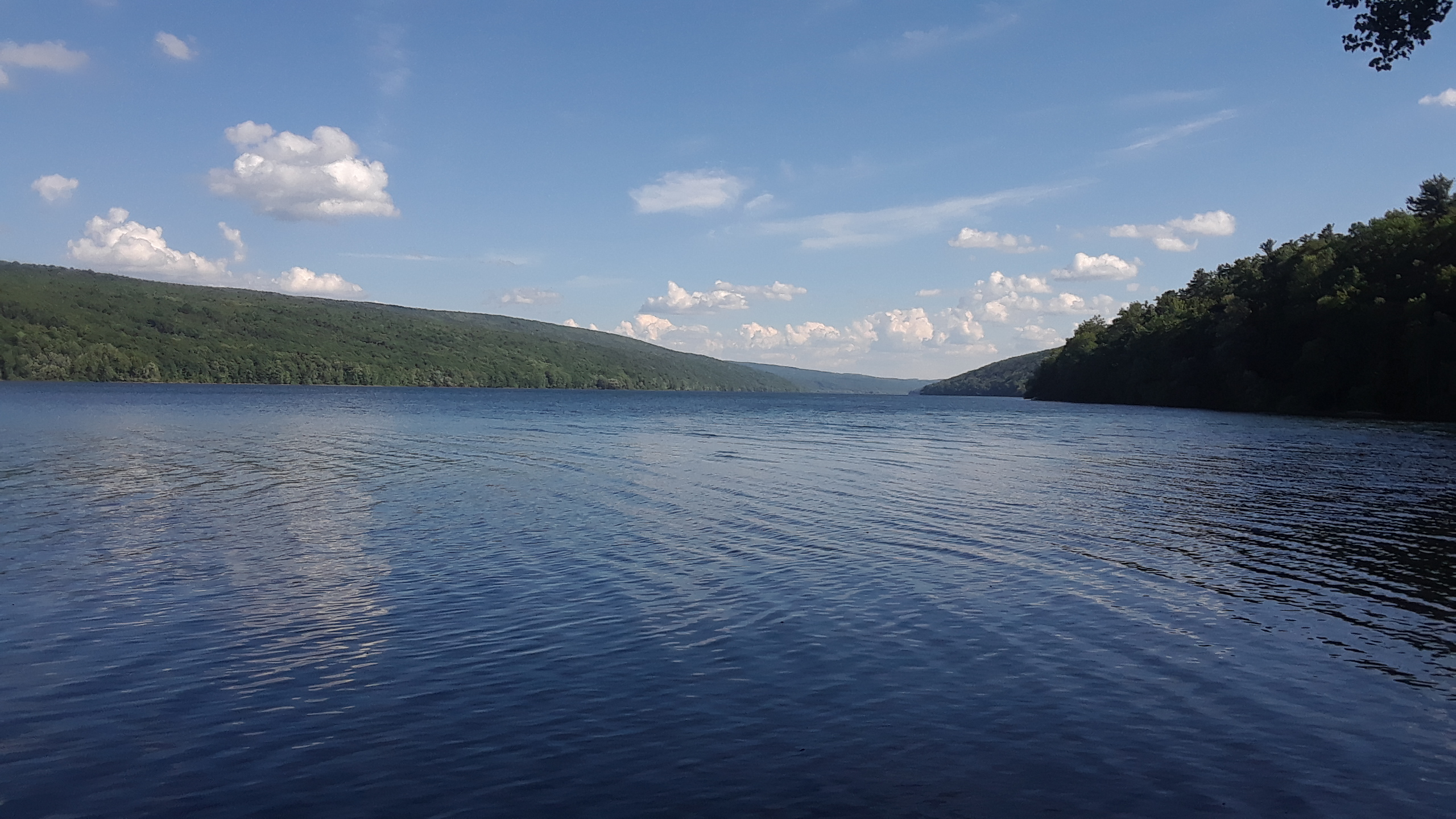 Hemlock Lake Finger Lakes Region New York
