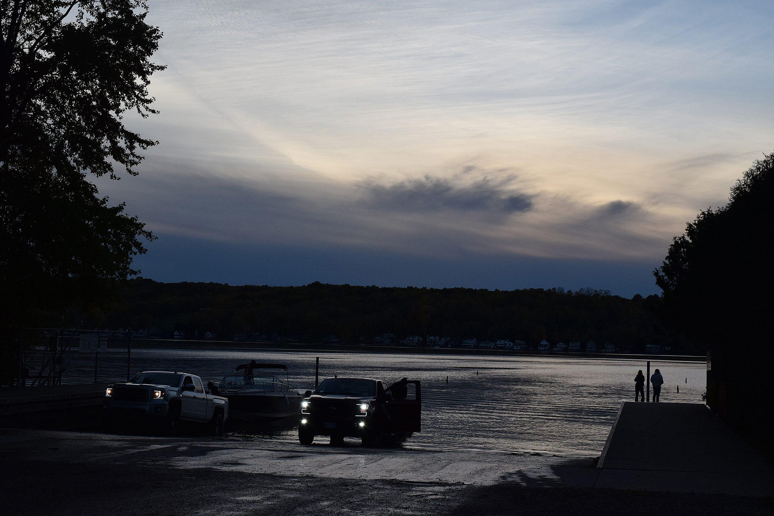 Conesus State Park, Conesus boat launch