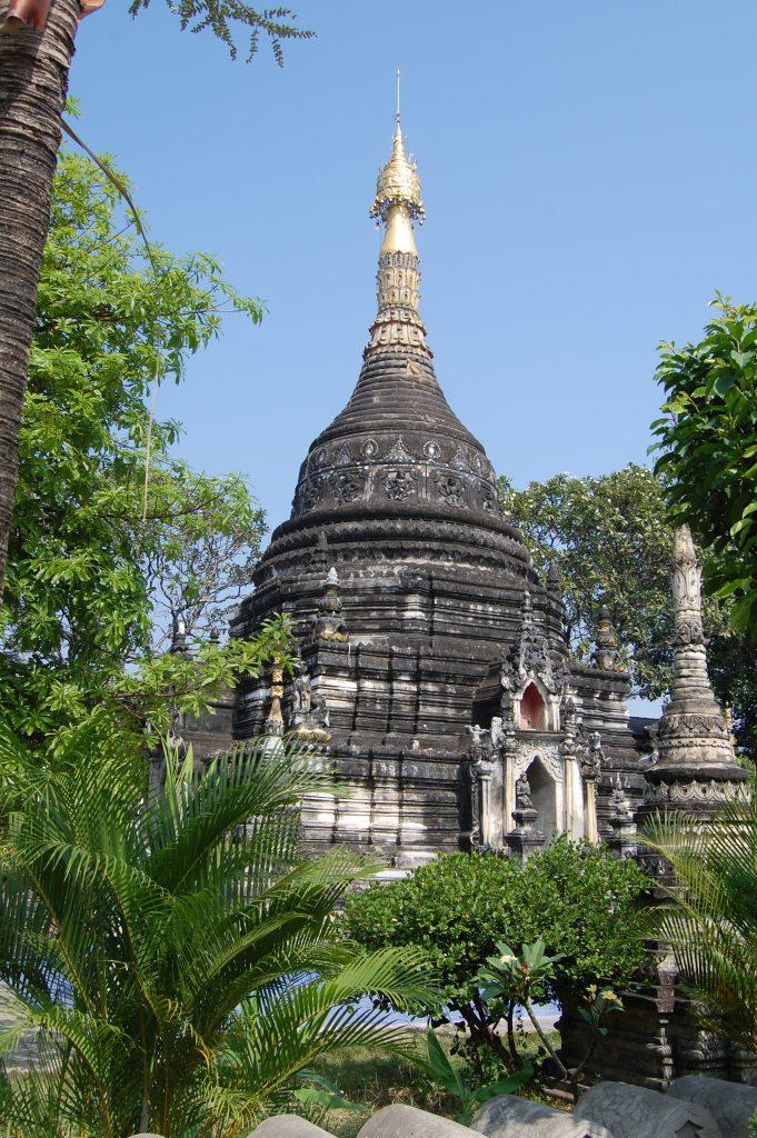 Wat Pa Pao Chiang Mai Walking tour